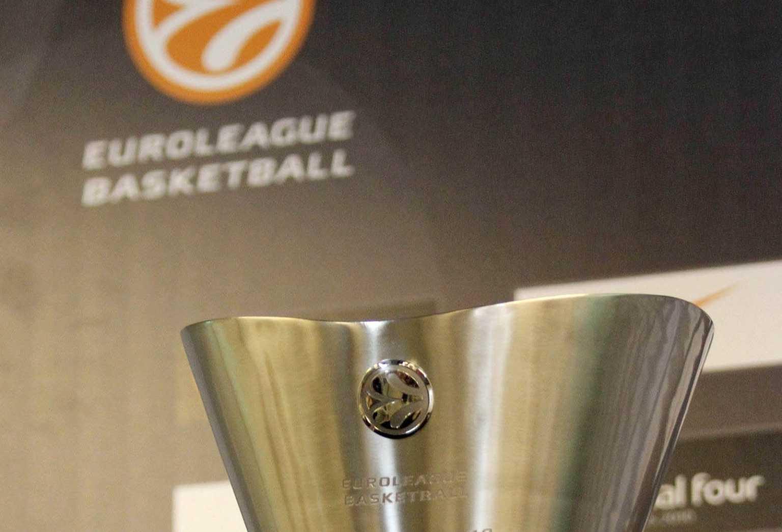 Euroleague: Αυτές είναι οι ομάδες και το πρόγραμμα του Final-4 της Κολωνίας