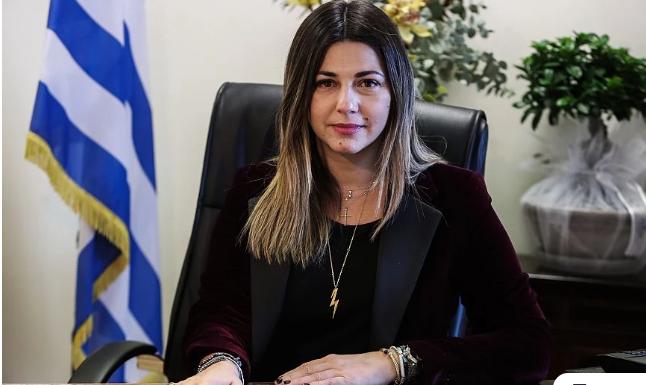Θετική στον κορονοϊό η υφυπουργός Τουρισμού, Σοφία Ζαχαράκη