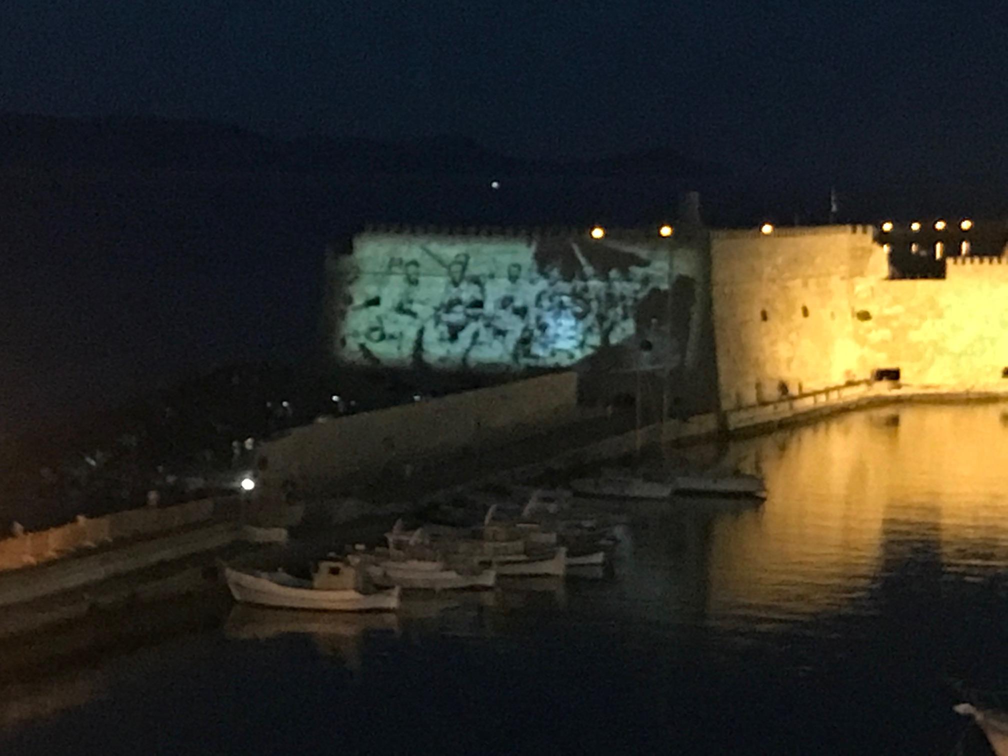 Αυτή την ώρα !! παίζει ντοκιμαντέρ για τα 80 χρόνια από την Μάχη της Κρήτης στο φρούριο Κούλε