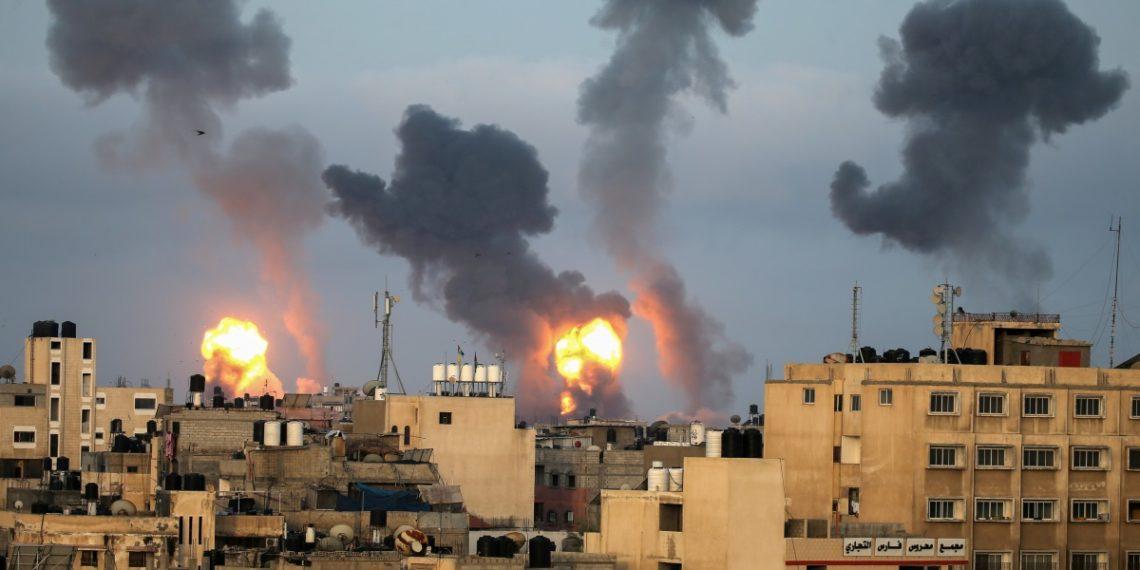 Λωρίδα της Γάζας: «Πλήξαμε 130 στόχους της Χαμάς» λέει το Ισραήλ