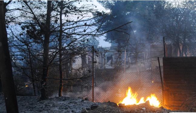 Η πρόγνωση Μαρουσάκη για τους ανέμους και την φωτιά στον Σχίνο Κορινθίας – Πότε θα είναι οι πιο δύσκολες ώρες