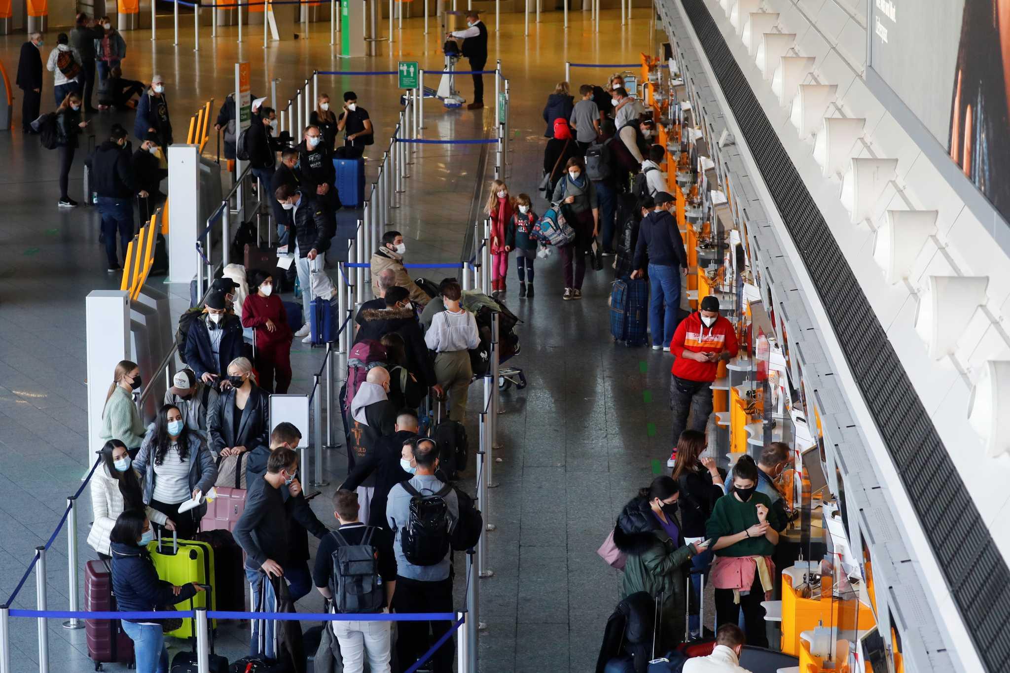 Γερμανία: «Καραντίνα – free» οι ταξιδιώτες που εμβολιάστηκαν, ανάρρωσαν ή έχουν αρνητικό τεστ