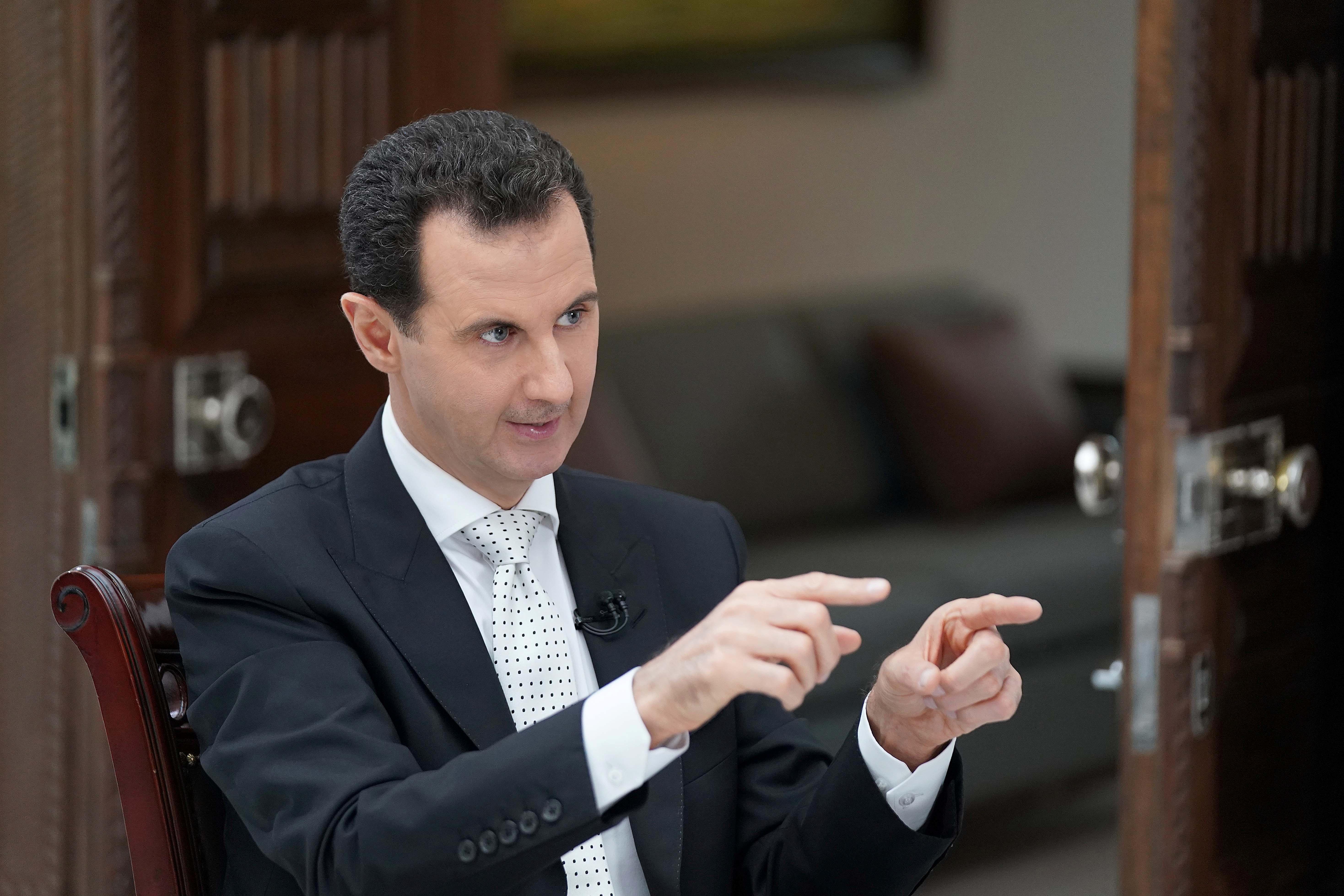 Συρία: Ο Μπασάρ αλ Άσαντ επανεξελέγη πρόεδρος με ποσοστό 95,1%