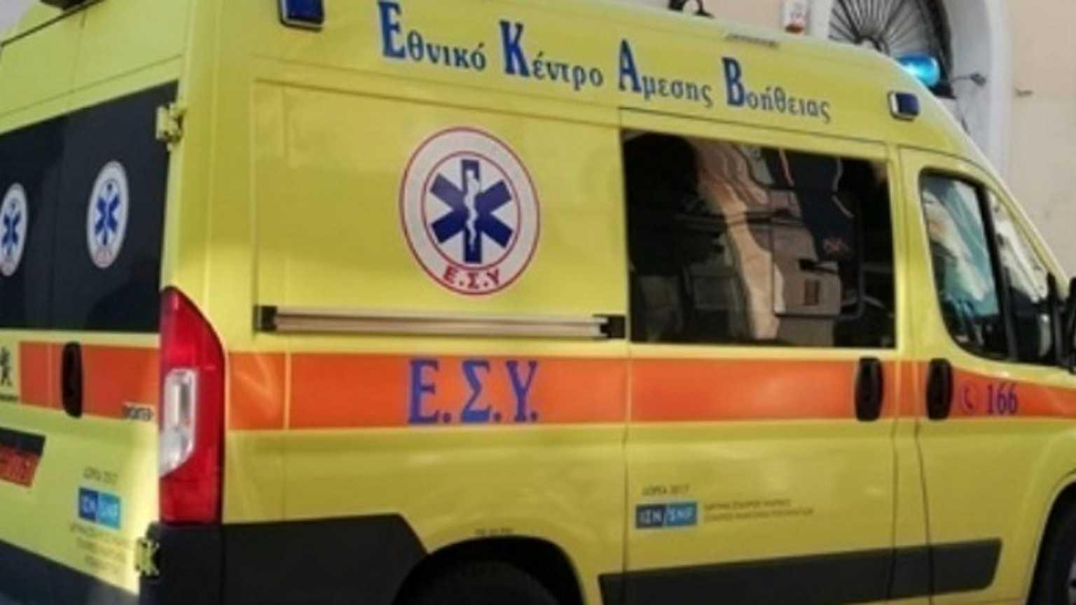 Γιαννιτσά: Νεκρός 41χρονος σε τροχαίο