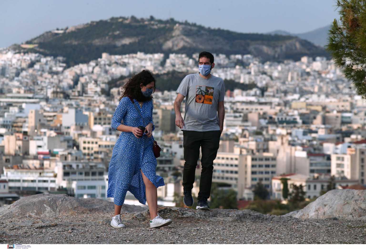 Κορονοϊός: «Καυτό» διήμερο στην Αττική με 1.022 νέα κρούσματα – 302 στην Θεσσαλονίκη