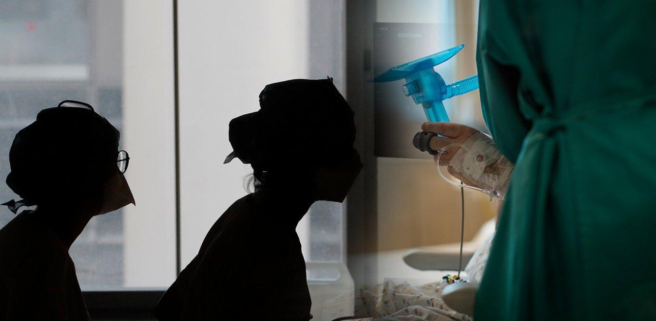 «Μαύρος μύκητας» – εφιάλτης: Χτυπά ασθενείς covid αφότου αναρρώσουν