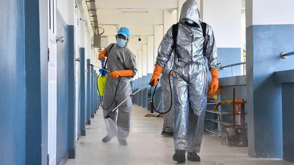 Τι προβλέπουν οι ειδικοί για την πανδημία το φθινόπωρο και τον χειμώνα - Θα έχουμε νέο κύμα;