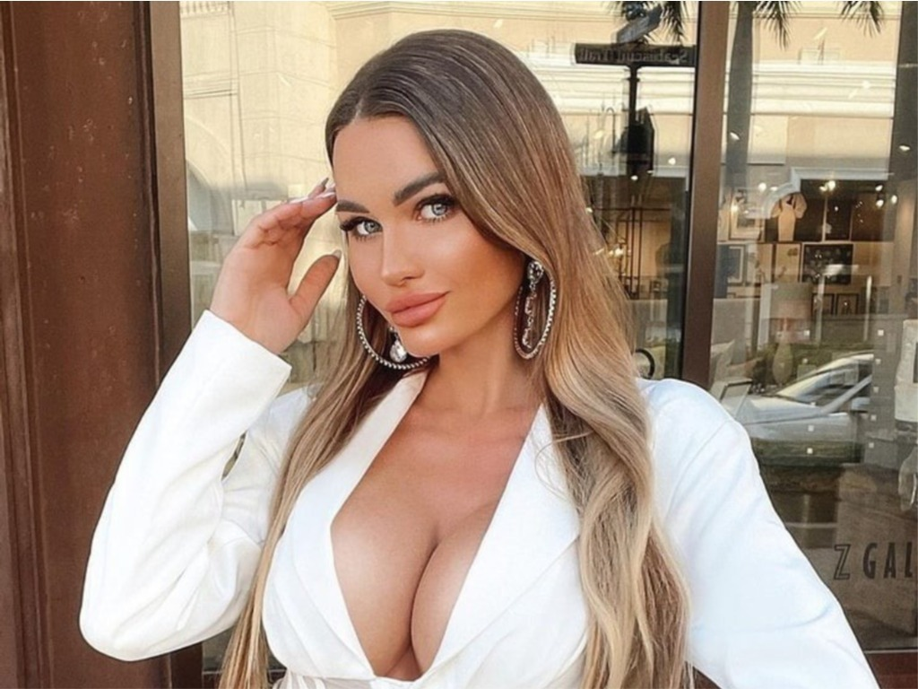 """Η σέξι Ρωσίδα με το πιο """"καυτό"""" κορμί στο Instagram!"""