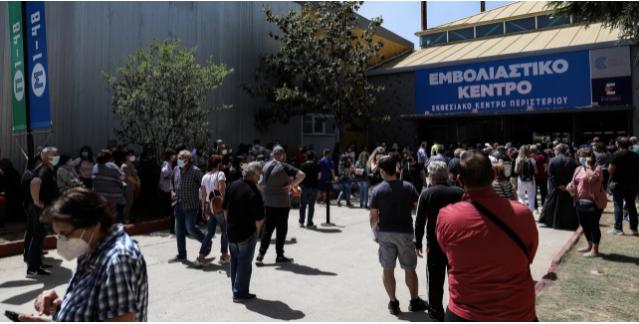 Rai: «Στα εμβολιαστικά κέντρα της Ελλάδας δεν χάνουν ούτε λεπτό. Η χώρα θέλει να ξαναρχίσει να τρέχει»