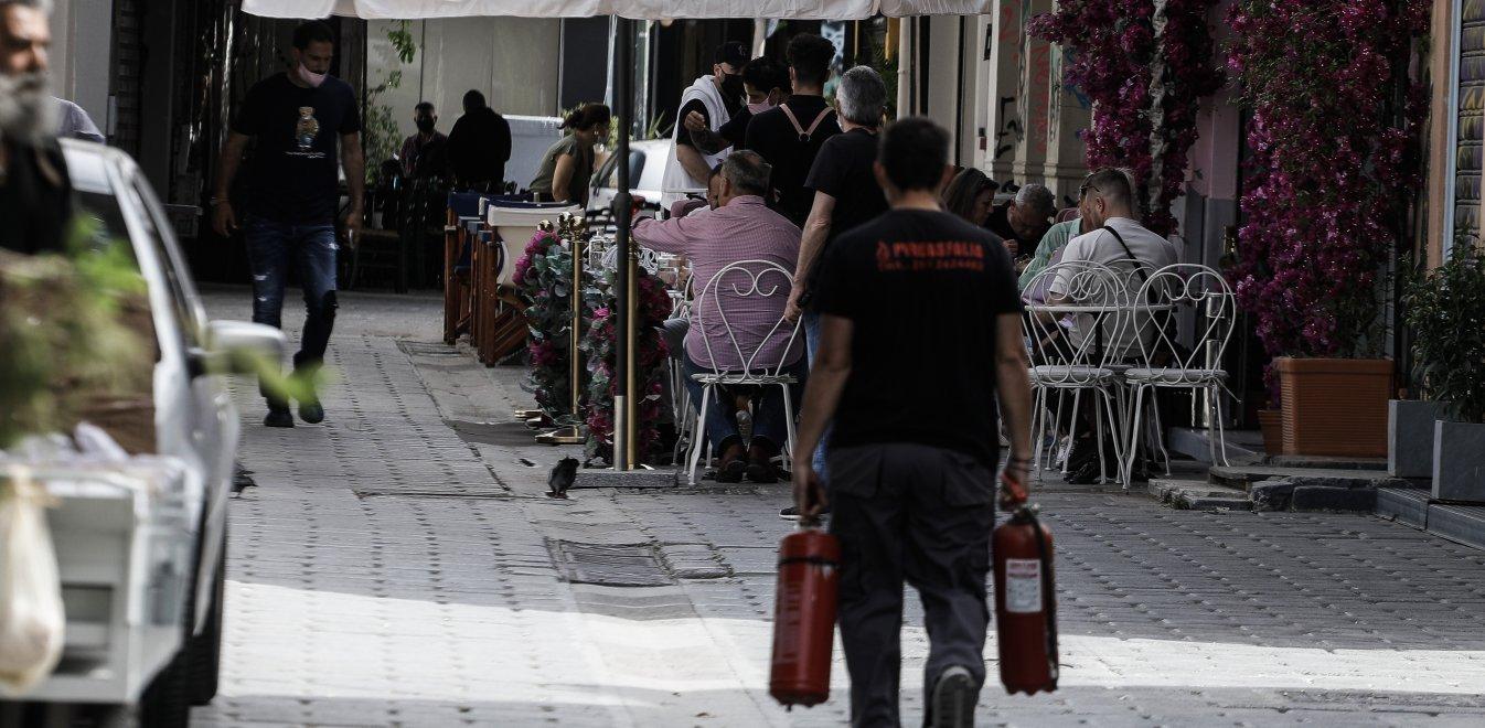 Αρση lockdown: Διαμαρτυρία στην εστίαση με μουσική σε όλα τα μαγαζιά