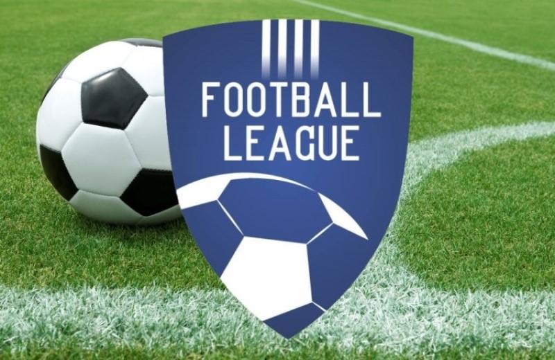 Football League: Το πρόγραμμα της 12ης αγωνιστικής