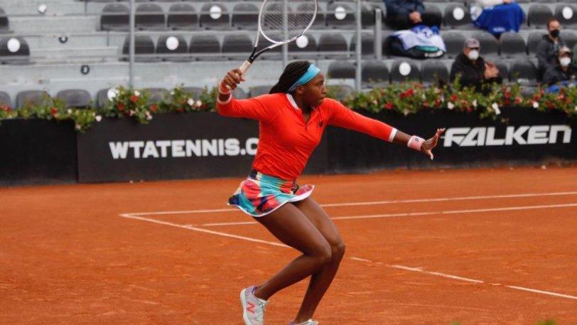 "Italian Open: Εγκατέλειψε η Μπάρτι, στους ""4"" η 17χρονη Γκάουφ (vids)"