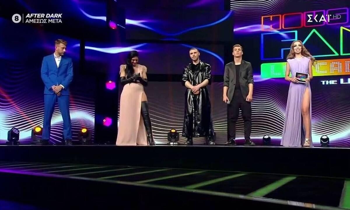 House of Fame: Αυτή αποχώρησε από τη μουσική ακαδημία