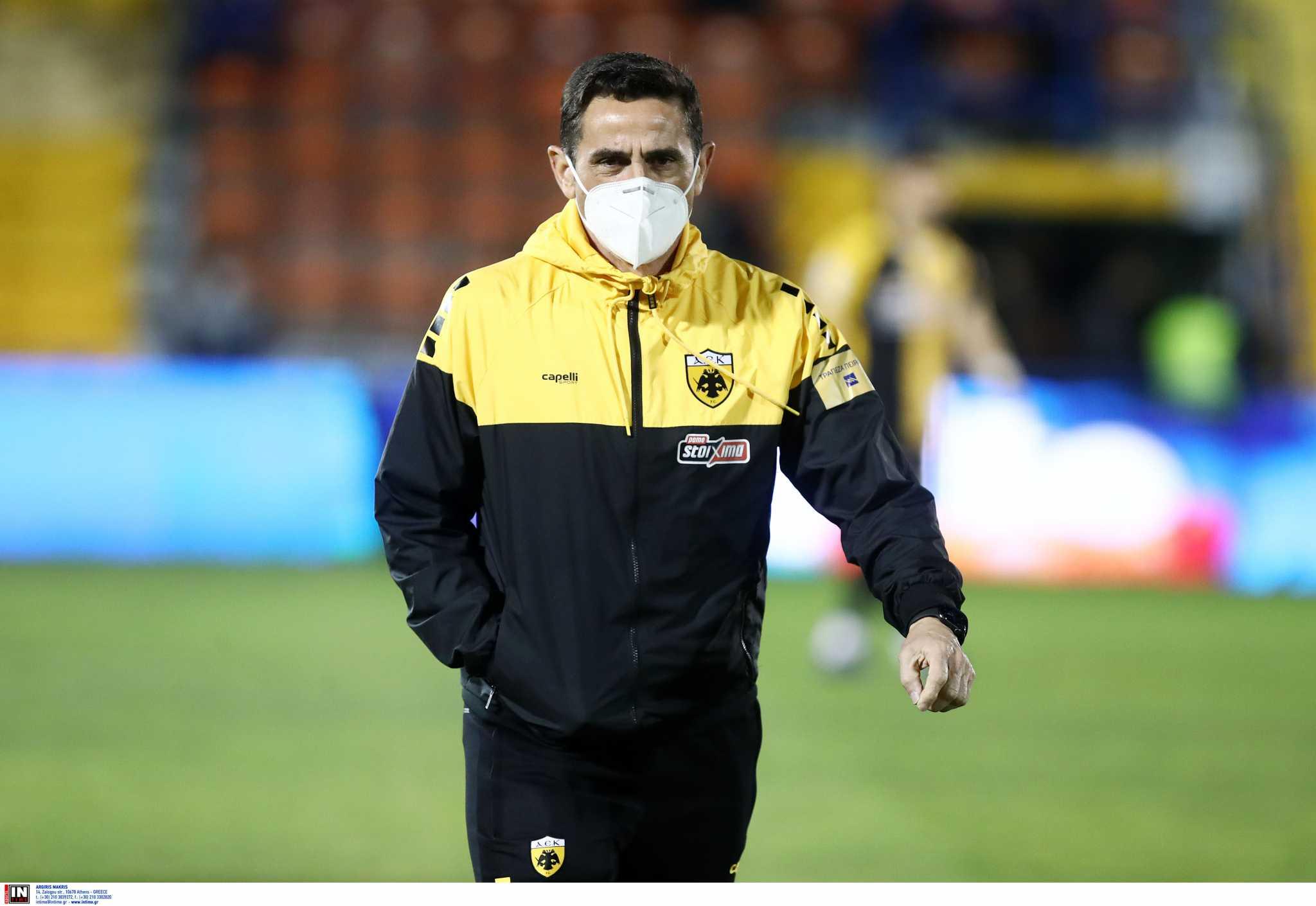 ΑΕΚ: Αποχωρεί ο Χιμένεθ στο τέλος της σεζόν