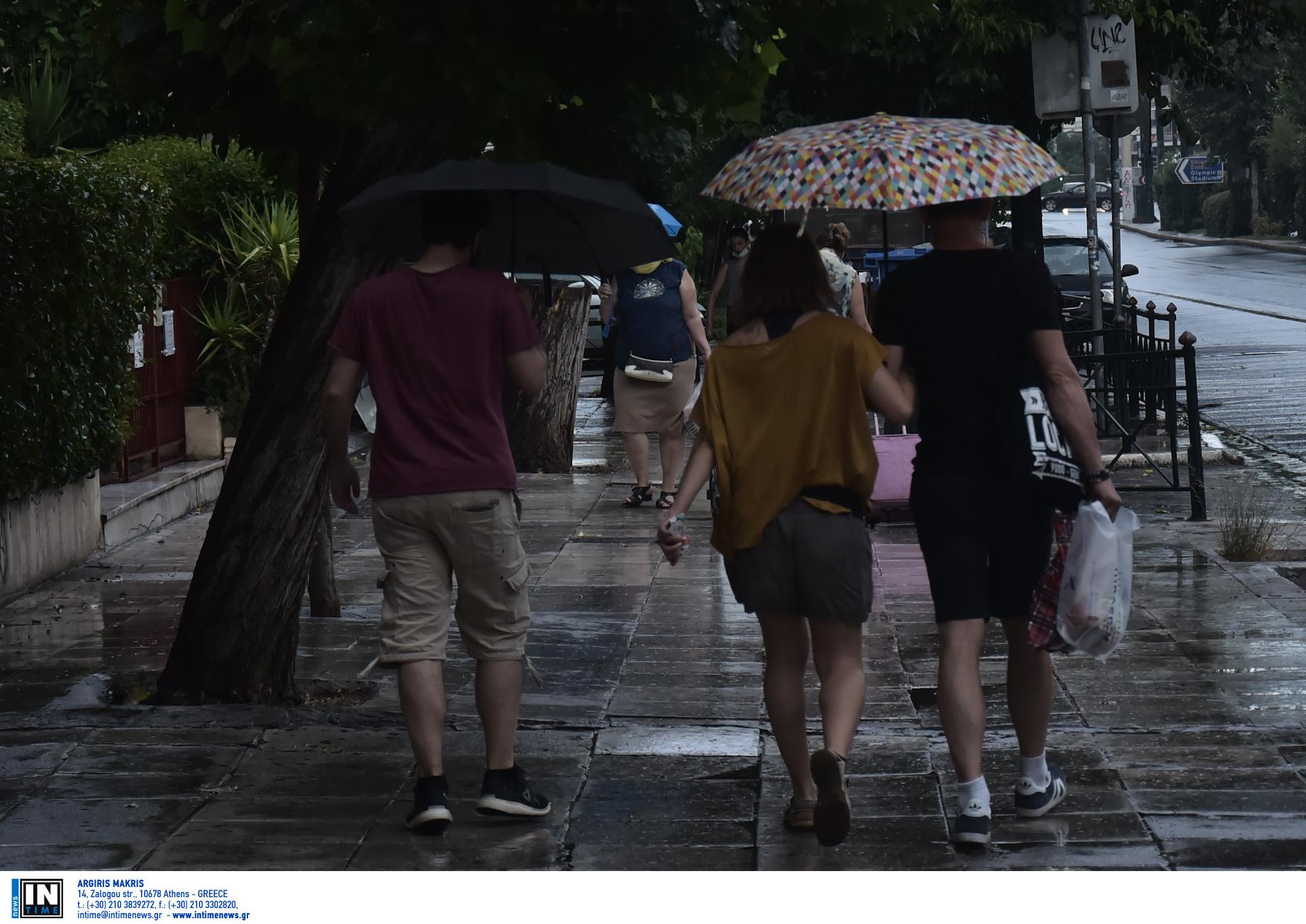 Καιρός: Έρχεται μίνι κακοκαιρία με καταιγίδες – Πόσο θα κρατήσει, ποιες περιοχές θα επηρεαστούν (pics)