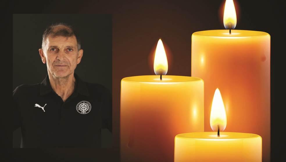 Ο ΟΦΗ πενθεί: Ξημερώματα Παρασκευής έφυγε από τη ζωή ο Μίλτος Ανδρεανίδης