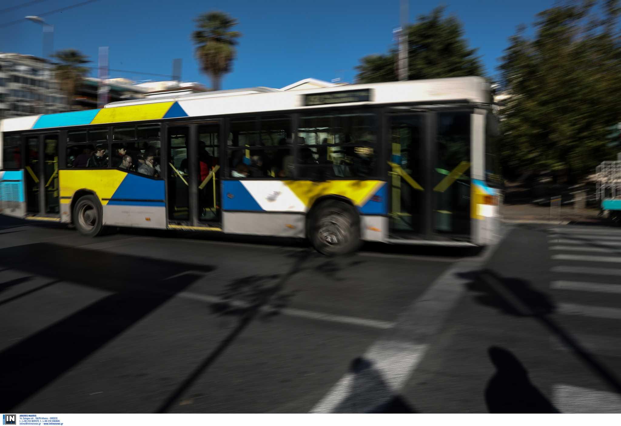 Άγριος ξυλοδαρμός οδηγού λεωφορείου στο Ελληνικό – Τον λήστεψαν κι εξαφανίστηκαν