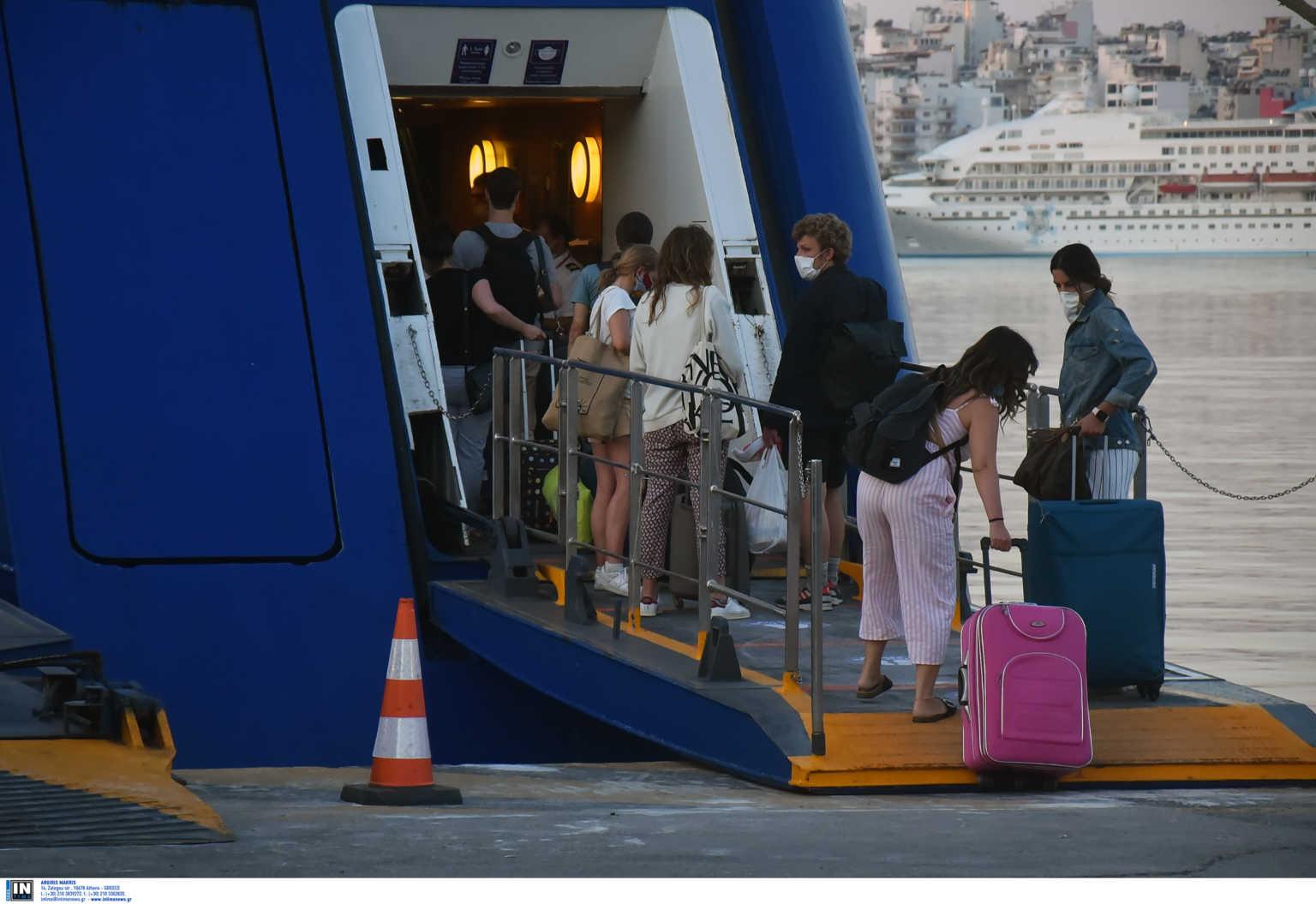 Κορονοϊός: Πότε απελευθερώνονται οι μετακινήσεις με πλοία