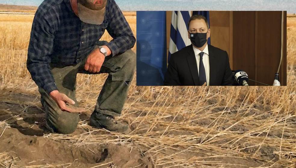 Αγρότες: Ετοιμάζει κάθοδο στην Κρήτη ο υπουργός Σπήλιος Λιβανός