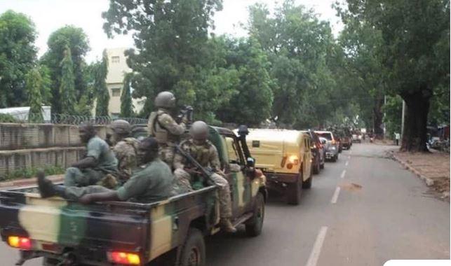 Πραξικόπημα σε εξέλιξη στο Μάλι