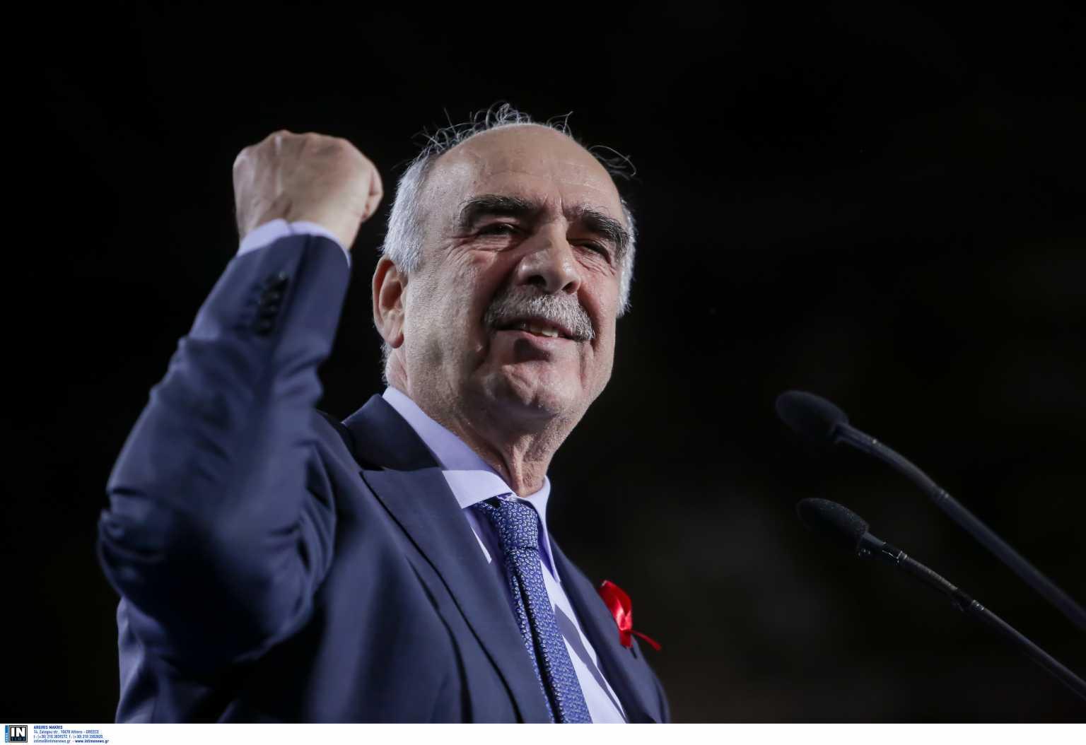 Επανέρχεται ο Μεϊμαράκης: «Δεν υπήρξε καμία συμφωνία για συγκυβέρνηση με Τσίπρα – Εκείνος έκανε την κωλοτούμπα»