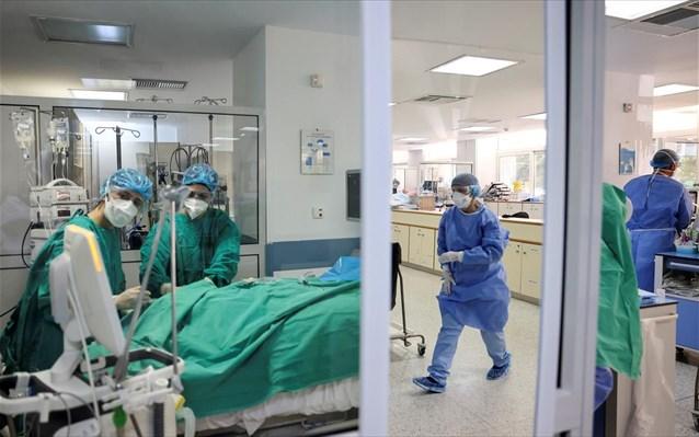 Κορωνοϊός: 96 θάνατοι, 765 διασωληνωμένοι, 2.093 νέα κρούσματα