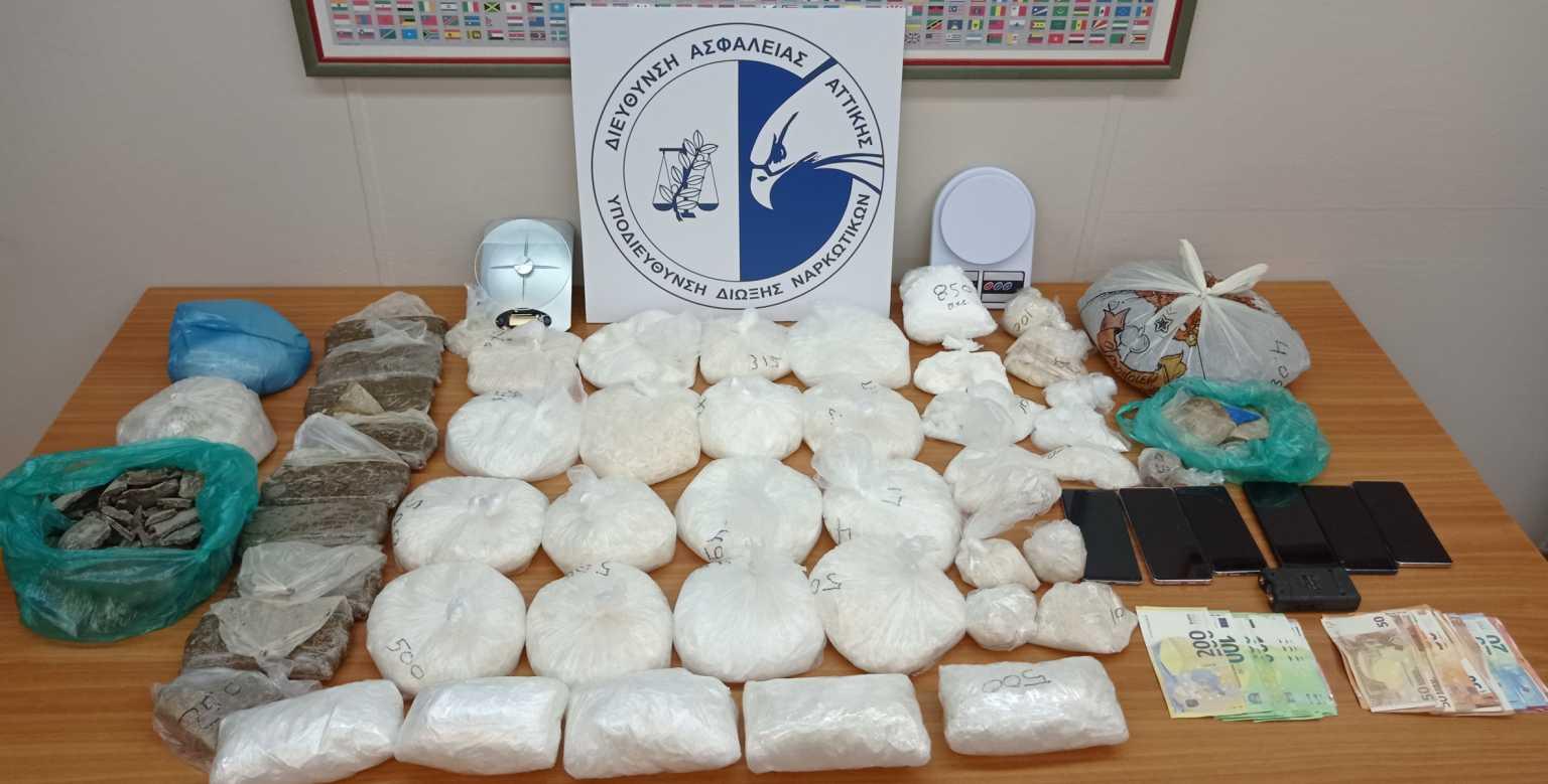 Κατασχέθηκε η μεγαλύτερη ποσότητα ναρκωτικών «σίσα» στην Ελλάδα (pics, vid)