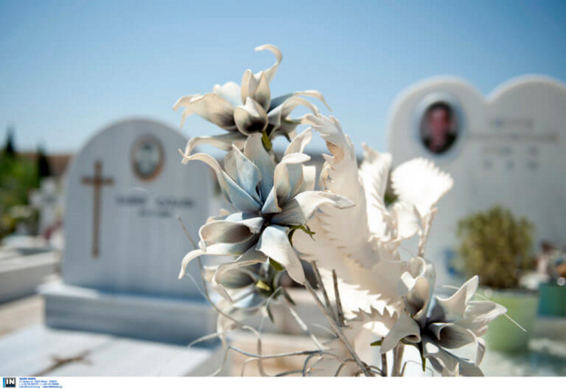 Καβάλα: Δεύτερη ταφή της σορού που έκλεψαν από το νεκροταφείο – Ξεσπάει η χήρα του 76χρονου (video)