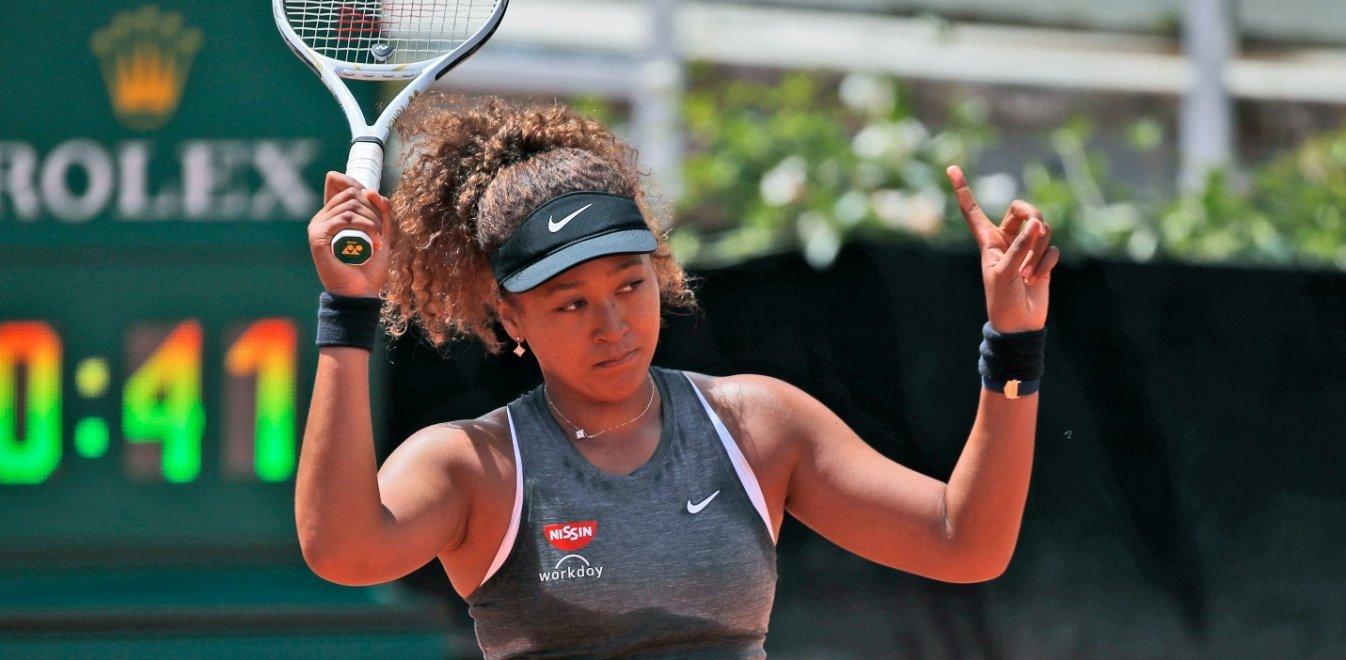 Ντροπή για το τένις η απόσυρση της Οσάκα από το Roland Garros - «Περνάω περιόδους κατάθλιψης»