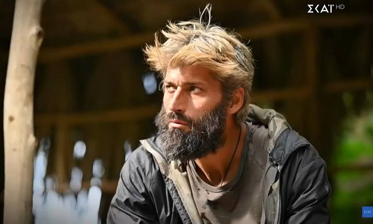 Survivor: Αλέξη Παππά εσύ; Δείτε πόσο έχει αλλάξει μέσα σε λίγες μέρες