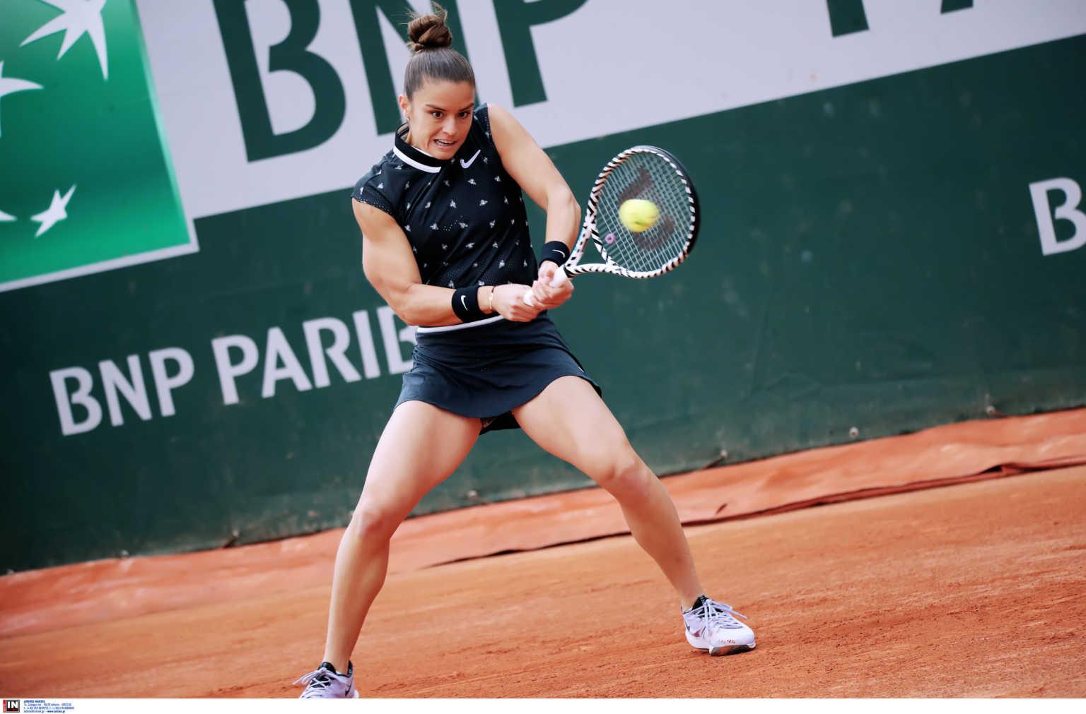 Πικρός αποκλεισμός για την Σάκκαρη από το Madrid Open σε επικό ματς