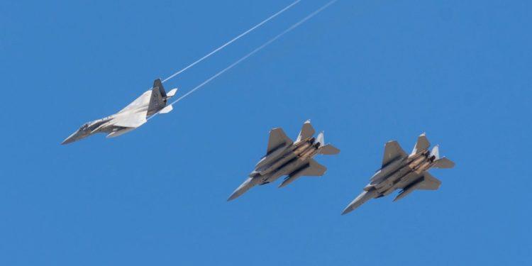 Falcon Eye 2: Γεγονός η δεύτερη κοινή στρατιωτική άσκηση με Σαουδική Αραβία