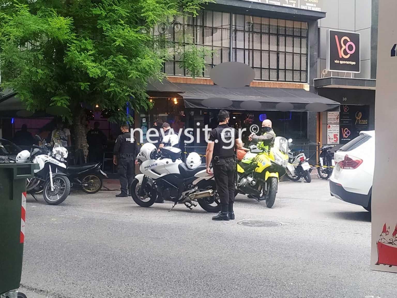 Σεπόλια: Πυροβολισμοί σε καφετέρια – Αστυνομία στο σημείο
