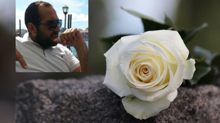 """""""Ποτάμι"""" τα δάκρυα για τον 40χρονο πατέρα που χάθηκε στην άσφαλτο"""