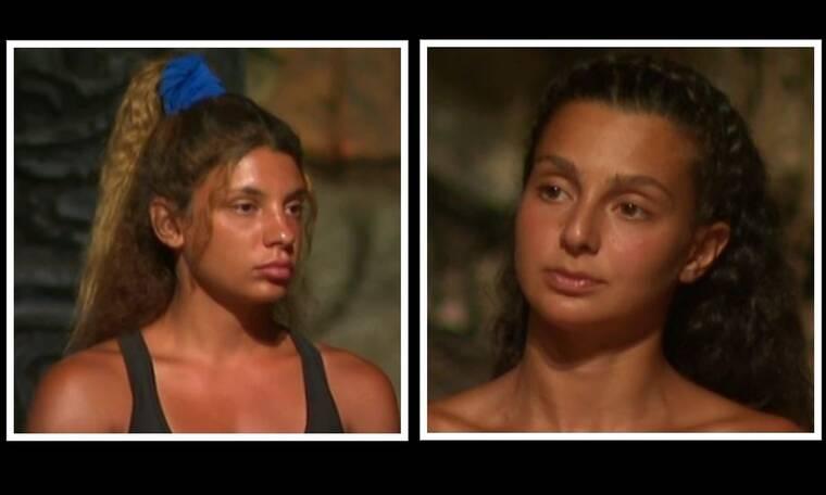 Survivor: Μαριαλένα και Νικολέτα οι άλλες δύο υποψήφιες προς αποχώρηση – Ένταση στο συμβούλιο