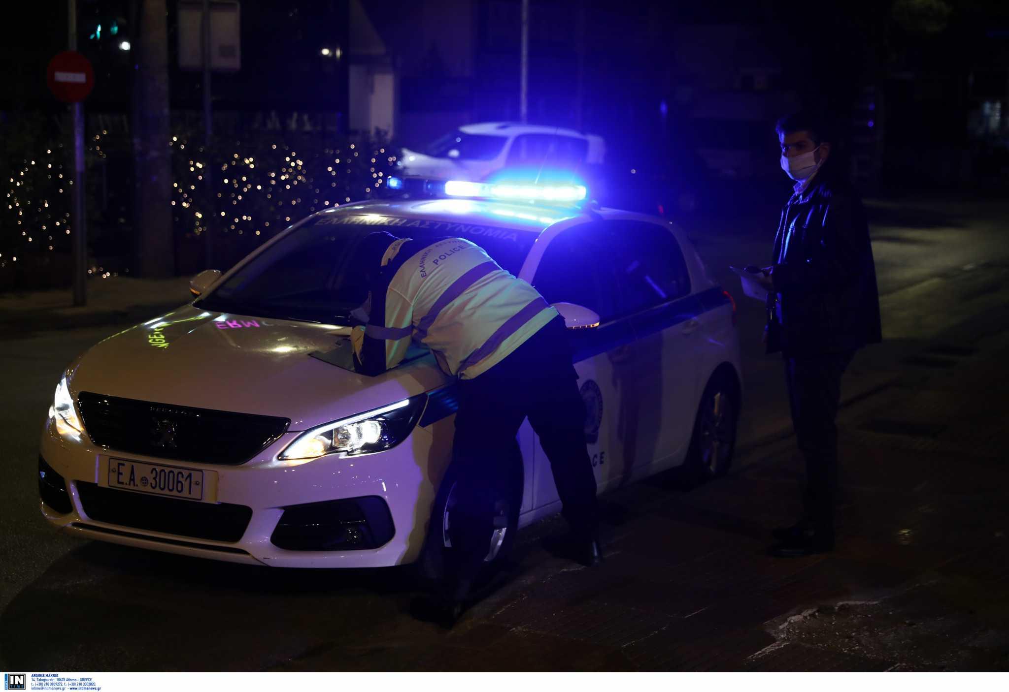 Θανατηφόρο τροχαίο στη Θεσσαλονίκη: 40χρονος έπεσε σε δέντρο