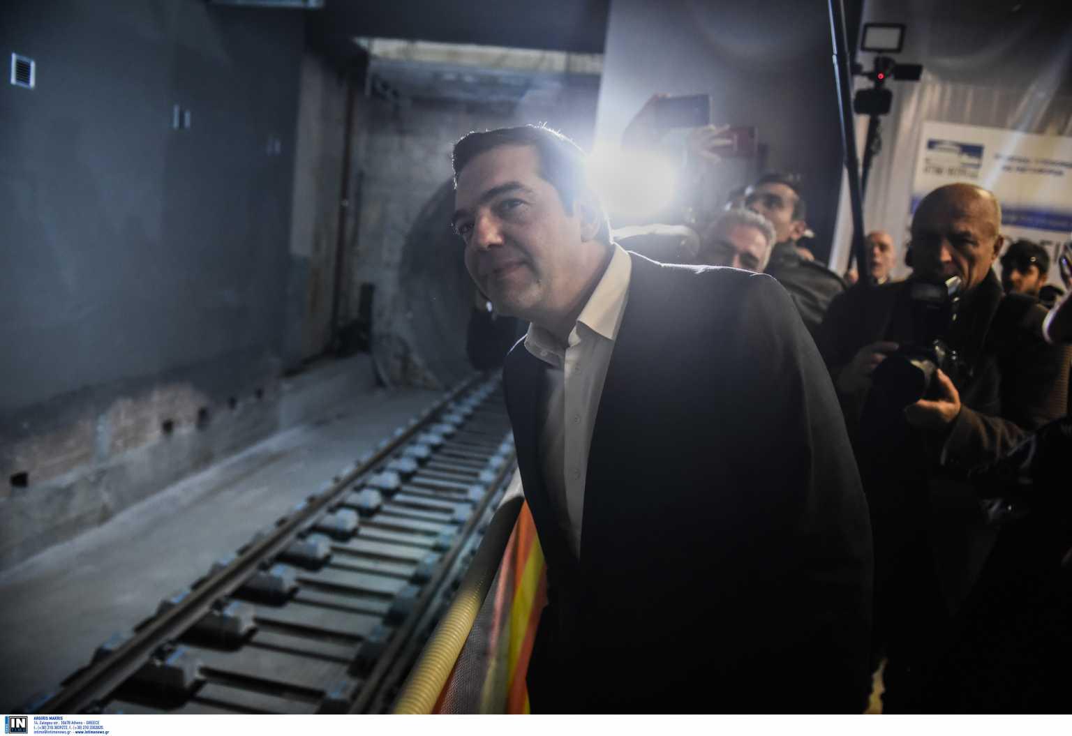 Τσίπρας: Ακούστε τους επιστήμονες για τα αρχαία στο Μετρό Θεσσαλονίκης