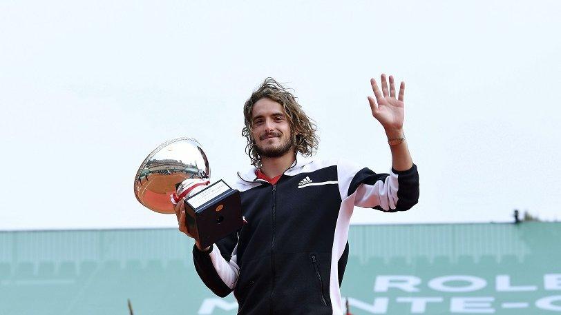 Τσιτσιπάς: «Έτοιμος για κάθε αντίπαλο στο Roland Garros»