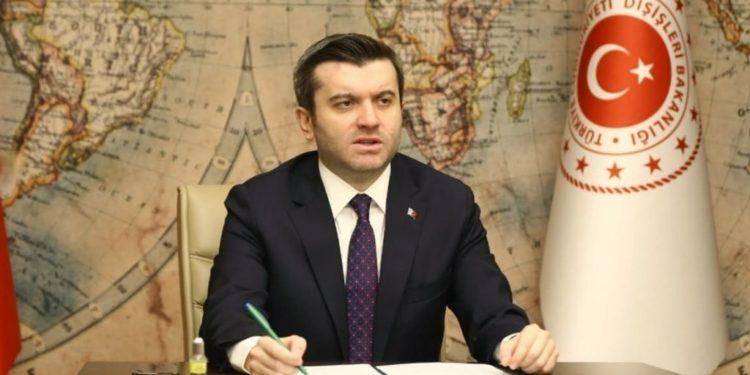 «Τυχαία» επίσκεψη Τούρκου υπουργού αρμόδιου για μειονότητες στη Θράκη