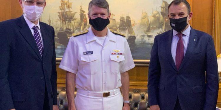 ΥΕΘΑ: Τετ-α-τετ με Πάιατ και U.S Navy για φρεγάτες και εγχώρια παραγωγή