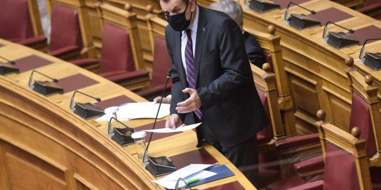 Παναγιωτόπουλος: Τι είπε για τις αποθήκες Δερβενοχωρίων και τις εκρηκτικές ύλες