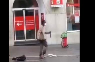 Μακελειό στη Γερμανία: 3 νεκροί και 6 τραυματίες από επίθεση σε μαχαίρι στο Βίρτσμπουργκ