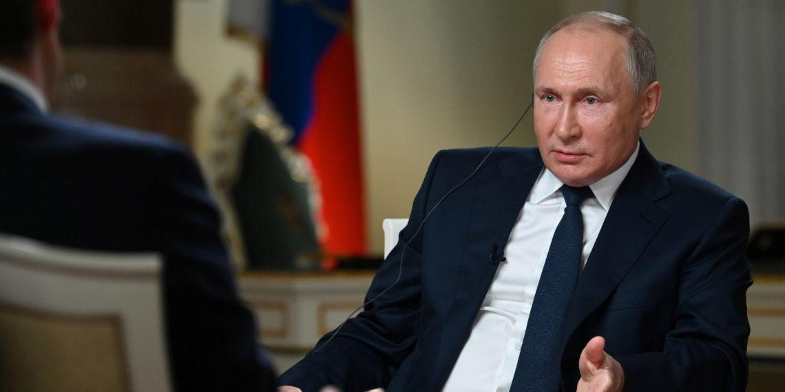 Πούτιν για συνάντηση με Μπάιντεν: Να τηρηθούν ορισμένοι κανόνες επικοινωνίας