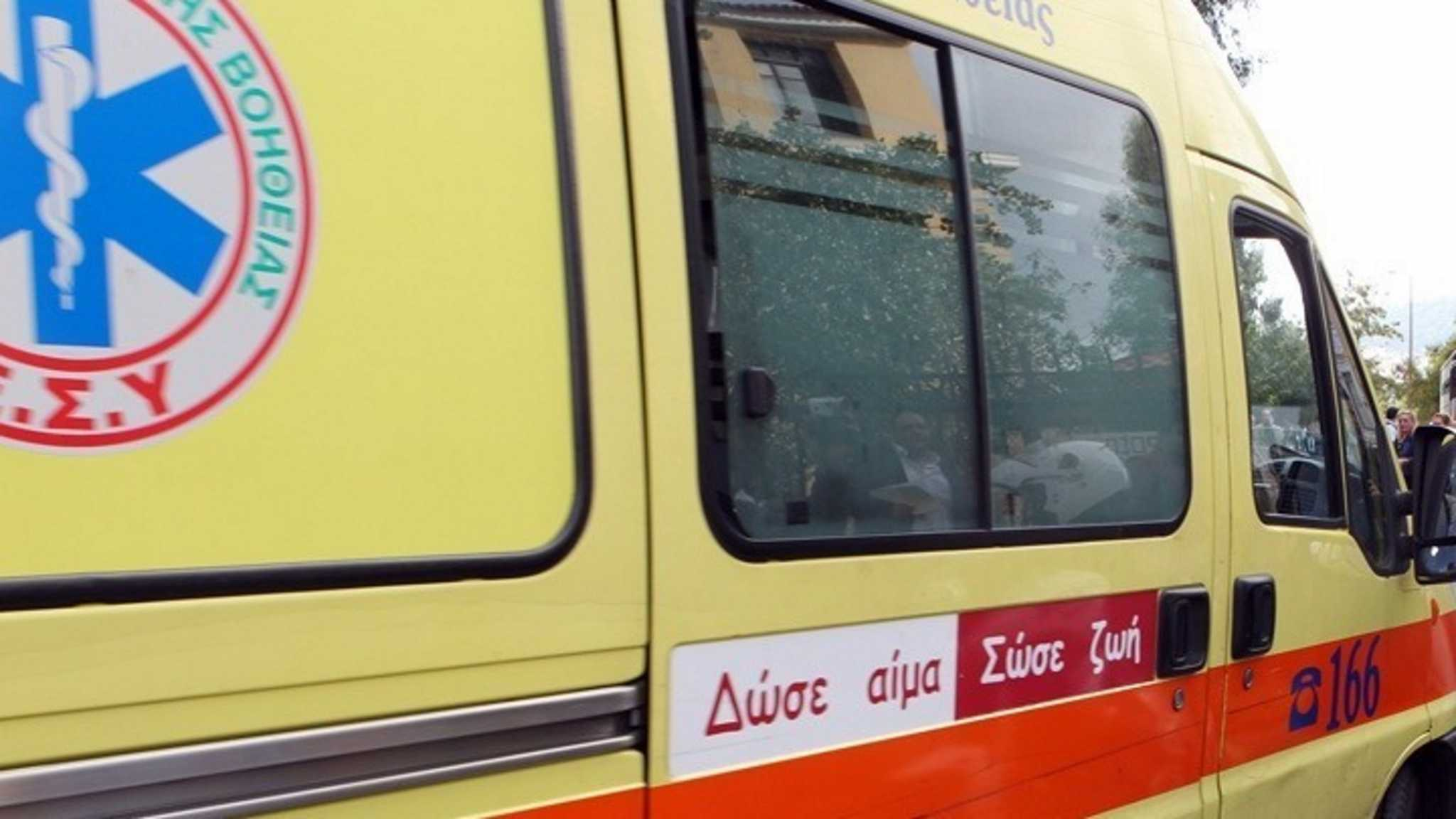 Χανιά: Αυτοκίνητο «καρφώθηκε» στις προστατευτικές μπάρες – Νεκρός ο οδηγός