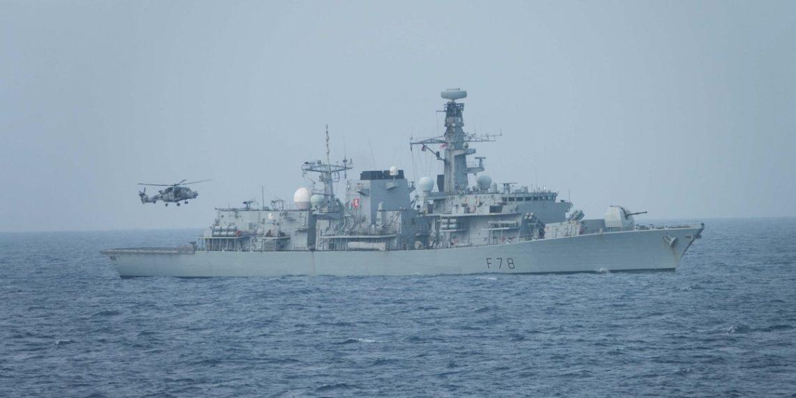 Βρετανική «απόβαση» για τις φρεγάτες του Πολεμικού Ναυτικού [vid]