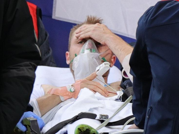 Ο Κρίστιαν Έρικσεν βάζει βηματοδότη μετά την ανακοπή