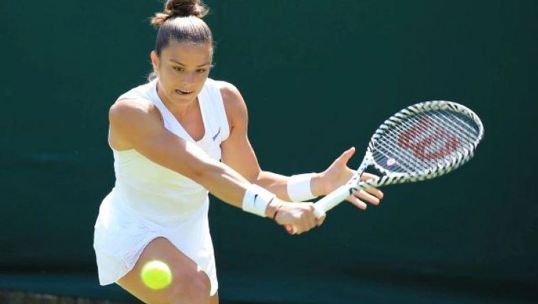 Πρώτη φορά στο Wimbledon ως top-20 η Σάκκαρη