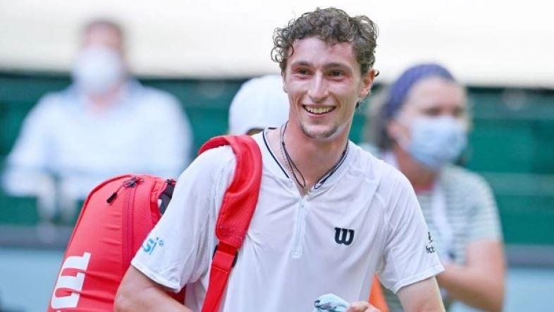 O Ουμπέρ νέος πρωταθλητής στο Halle Open (vids)
