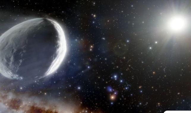 Αυτός είναι ο μεγαλύτερος κομήτης που έχει ανακαλυφθεί στην σύγχρονη εποχή