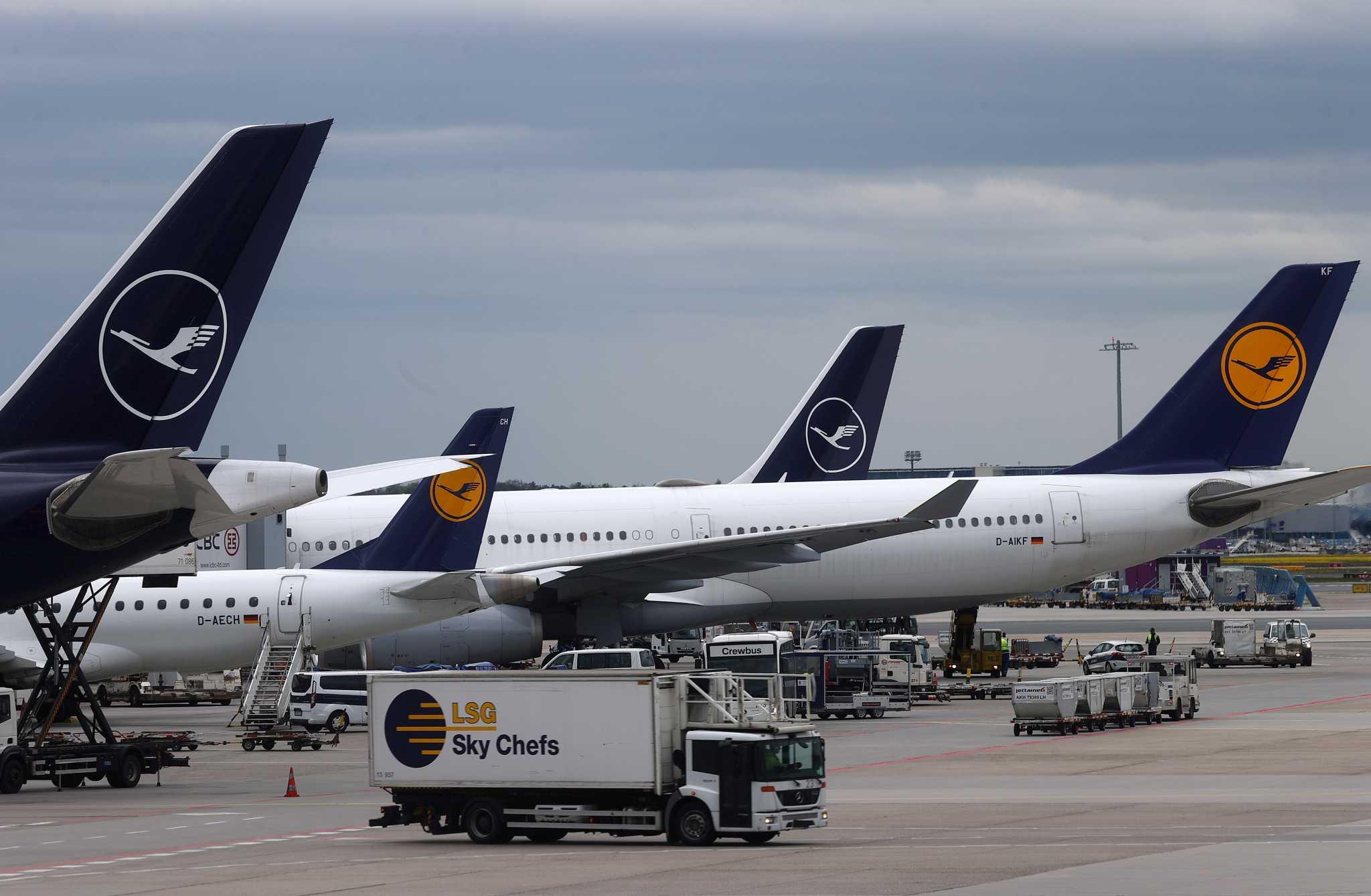 Όλοι πάνε Ελλάδα και Ισπανία! Αύξηση κρατήσεων καταγράφει η Lufthansa